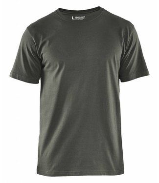 Blaklader Blaklader T-Shirt 3525-1042 Armygroen