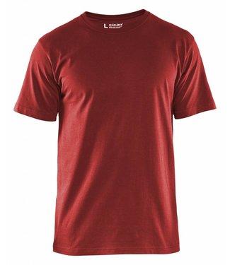 Blaklader Blaklader T-Shirt 3525-1042 Rood