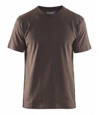 Blaklader Blaklader T-Shirt 3525-1042 Bruin