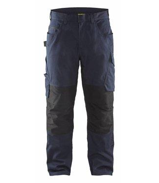 Blaklader Blaklader broek 1495-1330 Marine/Zwart