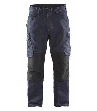 Blaklader Blaklader Jeans 1497-1141 Marine/Zwart