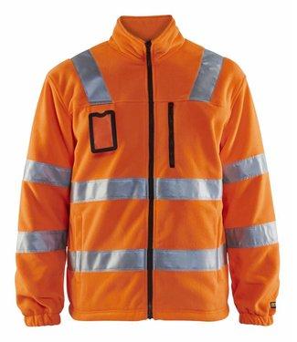 Blaklader Blaklader 4853 Fleecejas High Vis Oranje
