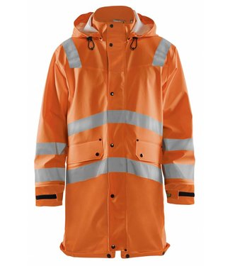 Blaklader Blaklader 4326 Regenjas High Vis LEVEL 3 Oranje