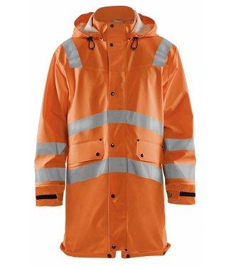 Blaklader Blåkläder 4326 Regenjas High Vis LEVEL 3 Oranje