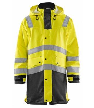 Blaklader Blåkläder 4326 Regenjas High Vis LEVEL 3 Geel/Zwart