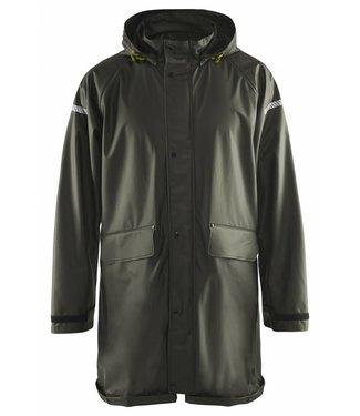 Blaklader Blåkläder 4301 Regenjas LEVEL 1 Army Groen