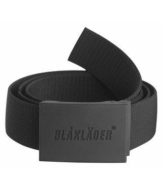 Blaklader Blaklader 4038 Riem Rubber Zwart
