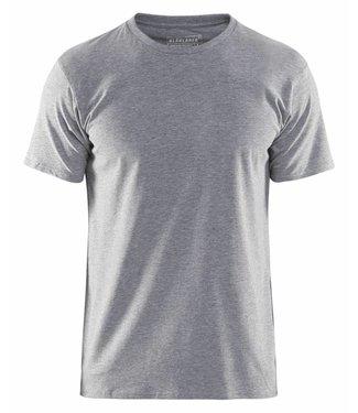 Blaklader Blaklader 3533 T-shirt slim fit Grijs Melee