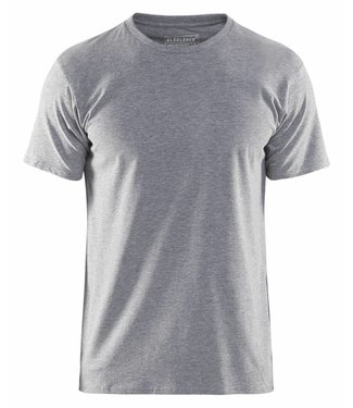 Blaklader Blåkläder 3533 T-shirt slim fit Grijs Mêlee