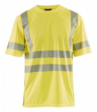 Blaklader Blåkläder 3420 T-shirt High Vis Geel