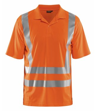 Blaklader Blaklader 3391 Poloshirt High Vis Oranje