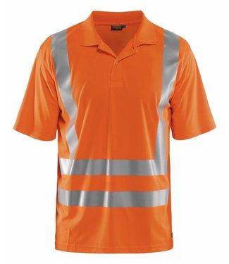 Blaklader Blåkläder 3391 Poloshirt High Vis Oranje