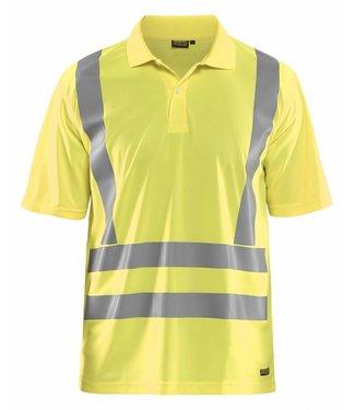 Blaklader Blåkläder 3391 Poloshirt High Vis Geel