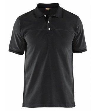 Blaklader Blåkläder 3389 Poloshirt Zwart/Grijs