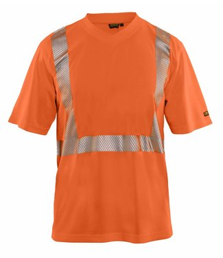 Blaklader Blaklader 3386 T-shirt High Vis Oranje