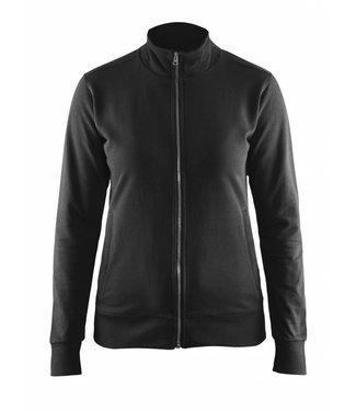 Blaklader Blåkläder 3372 Dames Sweatshirt Zwart