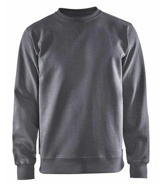 Blaklader Blåkläder 3364 Sweatshirt Jersey Ronde Hals Grijs