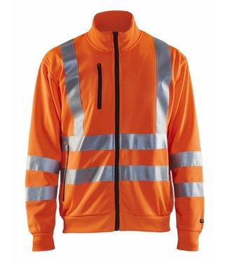 Blaklader Blaklader 3358 Sweatshirt High Vis Oranje
