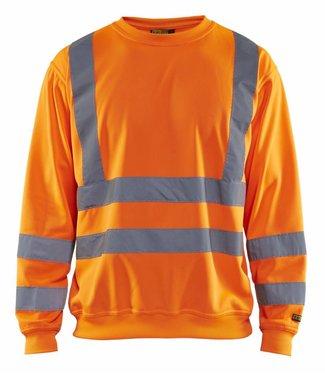 Blaklader Blaklader 3341 Sweatshirt High Vis Oranje
