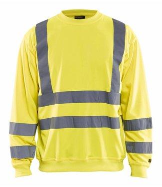 Blaklader Blåkläder 3341 Sweatshirt High Vis Geel