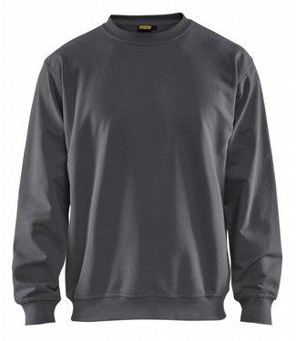 Blaklader Blåkläder 3340 Sweatshirt Donkergrijs
