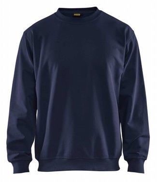 Blaklader Blåkläder 3340 Sweatshirt Marineblauw