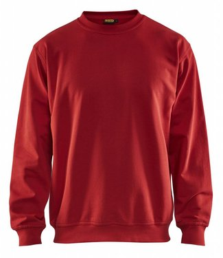 Blaklader Blaklader 3340 Sweatshirt Rood