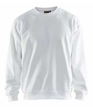 Blaklader Blaklader 3340 Sweatshirt Wit