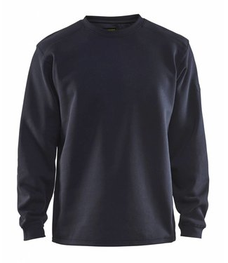 Blaklader Blåkläder 3335 Sweatshirt Marineblauw