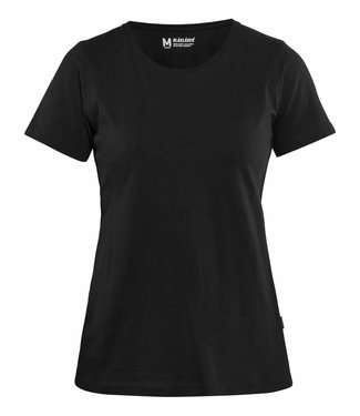 Blaklader Blaklader 3334 Dames T-shirt Zwart