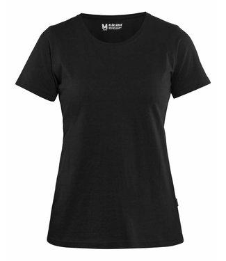 Blaklader Blåkläder 3334 Dames T-shirt Zwart