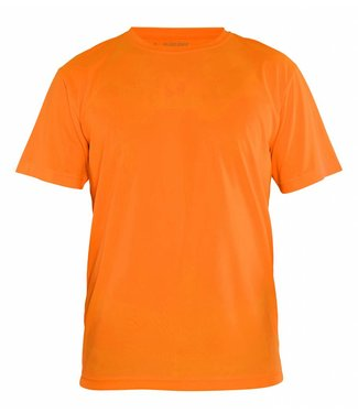 Blaklader Blaklader 3331 T-shirt Visible Oranje