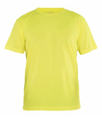 Blaklader Blaklader 3331 T-shirt Visible Geel