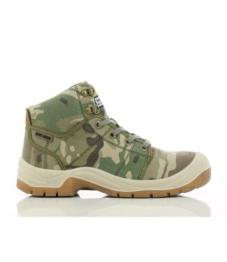 Safety Jogger Safety Jogger Desert Army Print S1P