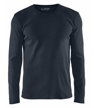 Blaklader Blåkläder 3314 T-shirt lange mouw Donkermarine