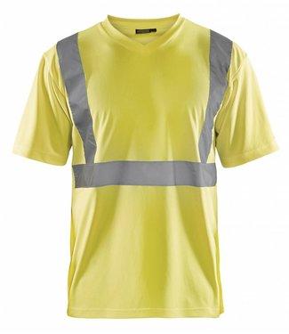 Blaklader Blåkläder 3313 T-Shirt High Vis Geel