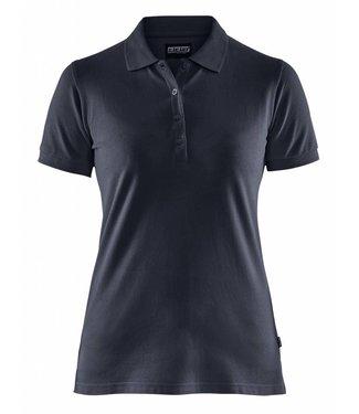 Blaklader Blåkläder 3307 Dames Poloshirt Piqué Donkermarine