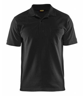 Blaklader Blåkläder 3305 Piqué Polo Zwart