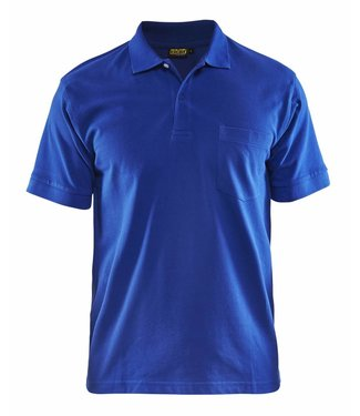 Blaklader Blåkläder 3305 Piqué Polo Korenblauw