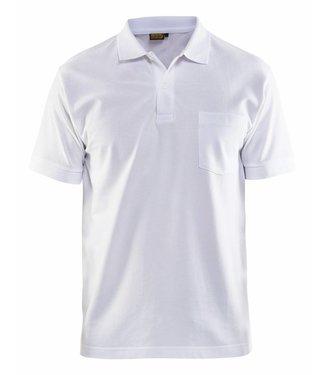 Blaklader Blåkläder 3305 Piqué Polo Wit