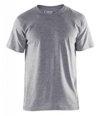 Blaklader Blaklader 3300-1033 T-Shirt Grijs Melee