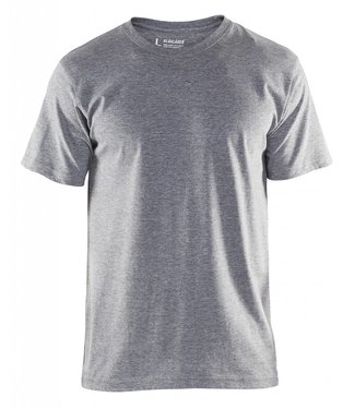 Blaklader Blåkläder 3300-1033 T-Shirt Grijs Mêlee