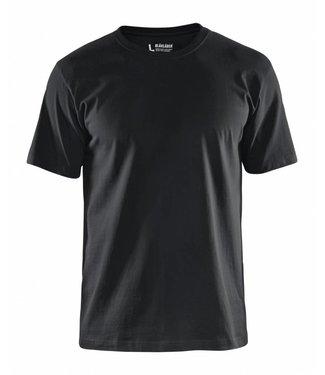 Blaklader Blaklader 3300-1030 T-Shirt Zwart