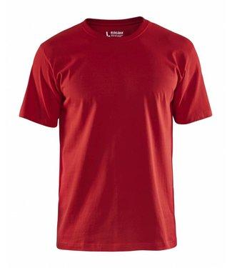 Blaklader Blåkläder 3300 T-Shirt Rood
