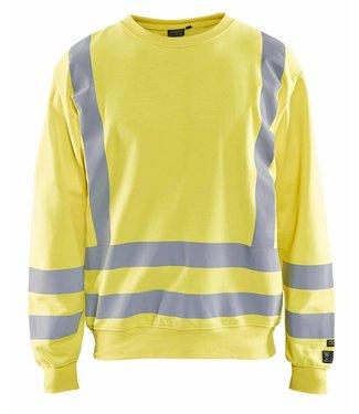 Blaklader Blaklader 3087 Multinorm Sweatshirt Geel