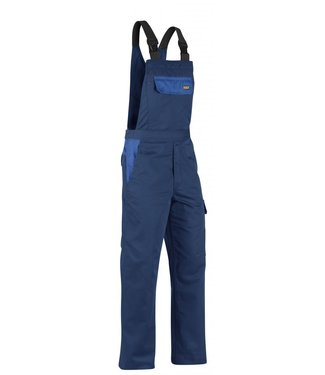 Blaklader Blåkläder 2665 Bretelbroek Industrie Marineblauw/Korenblauw