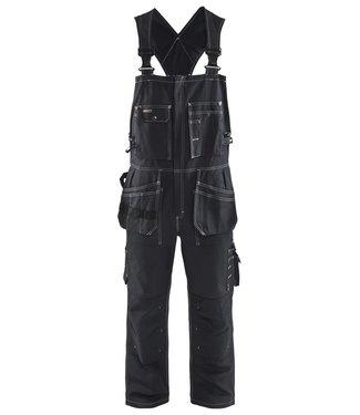 Blaklader Blåkläder 2600 Bretelbroek Zwart