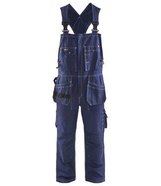 Blaklader Blåkläder 2600 Bretelbroek Marineblauw