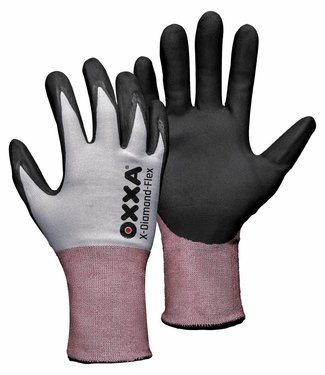 OXXA Oxxa Werkhandschoenen 51-760 X-Diamond-Flex Cut 3