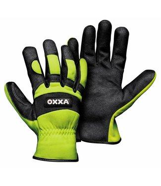OXXA Oxxa Werkhandschoenen X-Mech 615 (Hi-Viz Yellow Thermo)